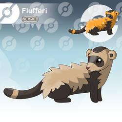 Flufferi - The Fluffy Fakemon