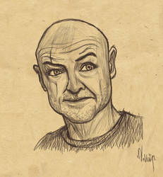 LOST: John Locke by Ambair