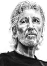 Roger Waters by Ambair