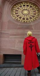Edward Elric Cosplay - Fullmetal Alchemist by EywenCosplay