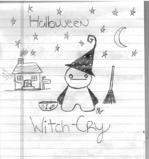 WitchCry by LittleBadKitty123