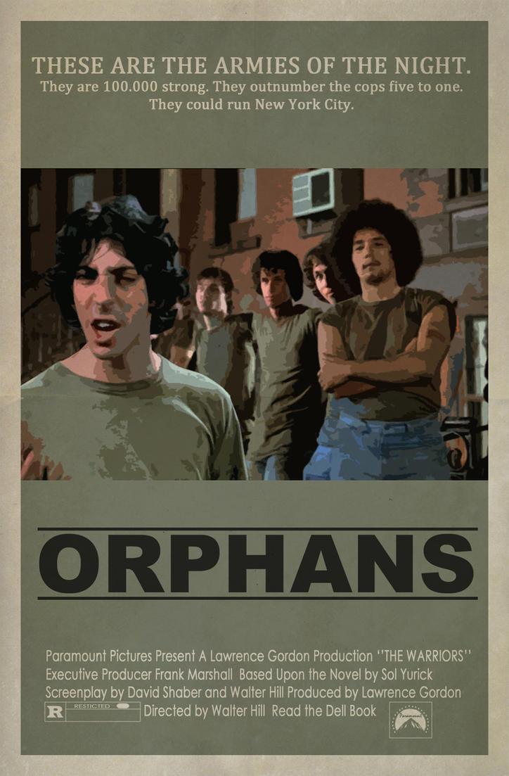 ''THE WARRIORS'' GANGS - Orphans by ziosimon on DeviantArt