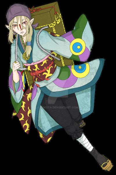 Mononoke: kusuriuri by Jinsiya