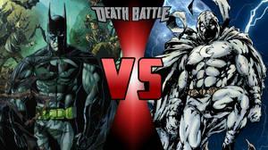 Batman vs. Moon Knight