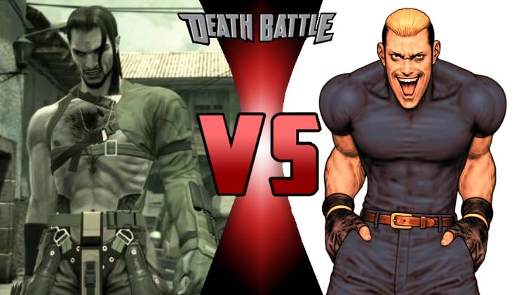 Vamp vs. Ryuji Yamazaki by MetalHarbinger084