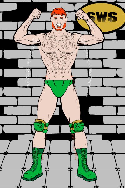 Patrick O'Malley - SWS by MetalHarbinger084