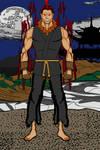 Akuma - Street Fighter by MetalHarbinger084