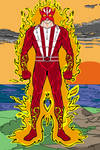Sunfire - X-Men by MetalHarbinger084