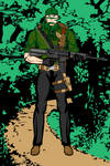 Tunnel Rat - G.I. JOE by MetalHarbinger084