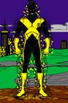 Sunspot - X-Men by MetalHarbinger084