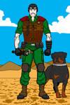 Mutt and Junkyard - G.I. JOE by MetalHarbinger084