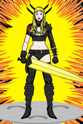 Magik - X-Men