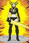 Magik - X-Men by MetalHarbinger084