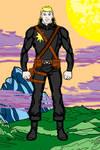 Longshot - X-Men by MetalHarbinger084