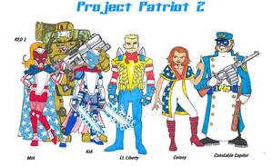 Project Patriot 2