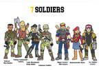 7 Soldiers