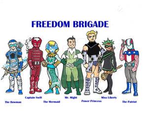 Freedom Brigade