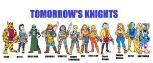 DC Comics Tomorrow's Knights