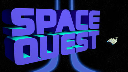 Space Quest 2 1440p (Ship/II Streaks)