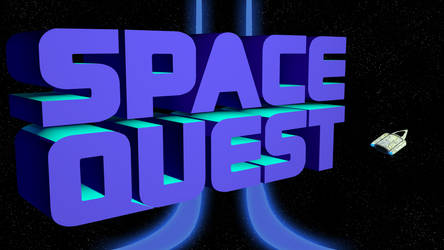 Space Quest 2 1080p (Ship/II Streaks)