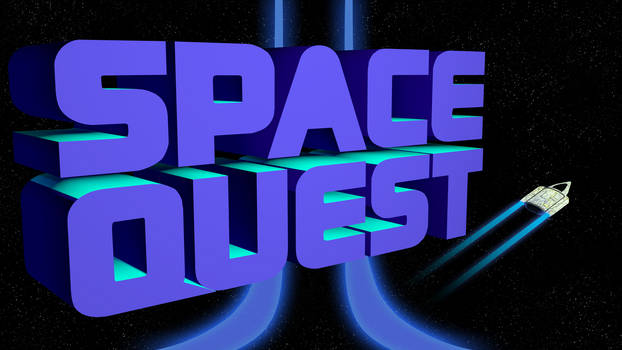 Space Quest 2 1080p (Ship/Trails/II Streaks)