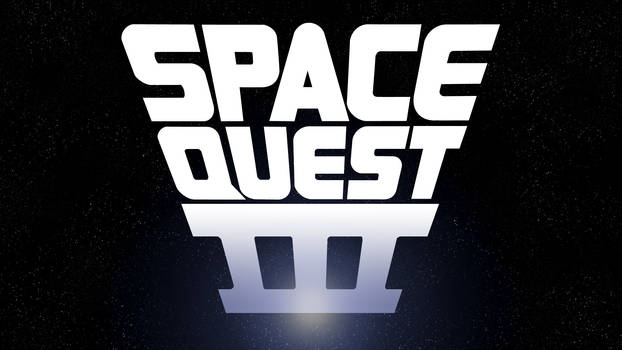 Space Quest III Manual Logo 1080p