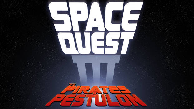 Space Quest III Box Logo 1080p (Updated)