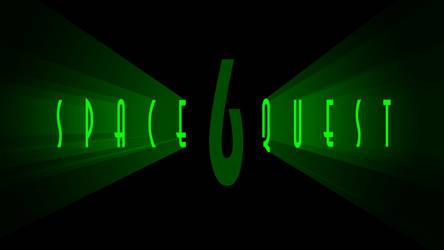 Space Quest 6 Green No Subtext 4k