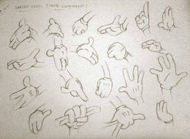 Hands Reference 01 by haiderali