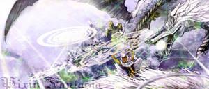 dragon by Arthuryang