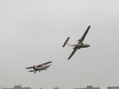 An-2 and EM-11 Orka
