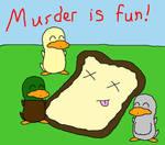 Murder Is Fun!