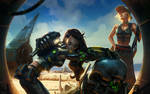 Bionic girl