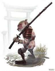 Samuray by volkanyenen