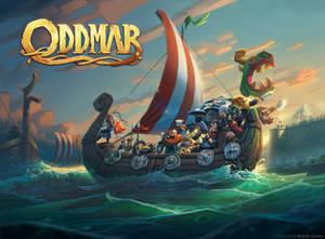 Oddmar Game illustration