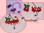 cellstrap Cherry bun