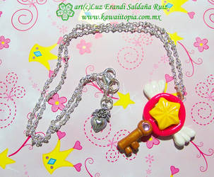 Sakura key by Sarudanya