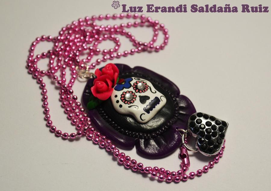 Sweet miss Skull by Sarudanya