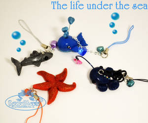 Kawaii life under the sea