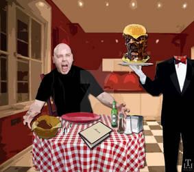 The Headless Waiter