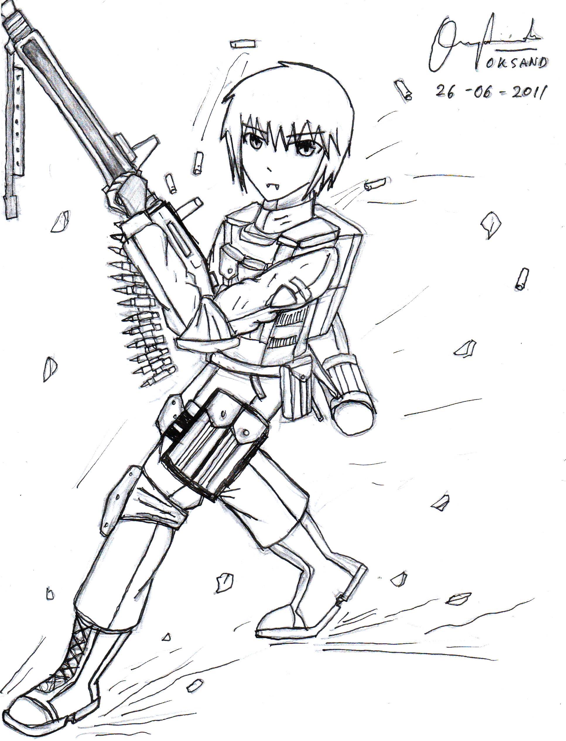 MOHA : Anime Nazi Storm Elite by PanzerElites