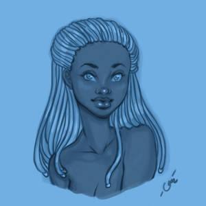 052918 - Venus sketch