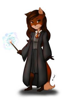 Yer a wizard, Cerifox
