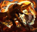 Commission: kah-BOOM by KlakKlak