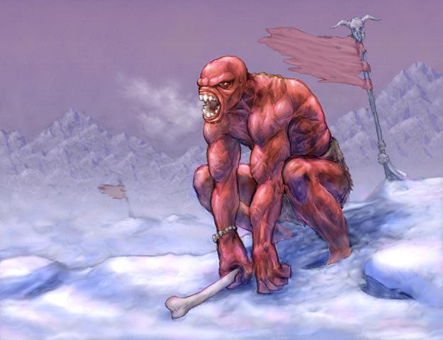 Crimson Howler by N-Mel
