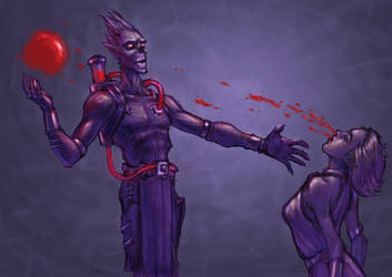 Blood Collector