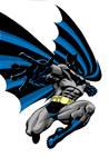 the bat strikes again
