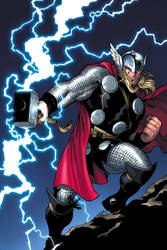 thor cover variant