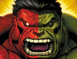who is the red hulk?