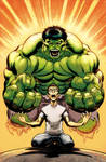 Hulk 13 cover